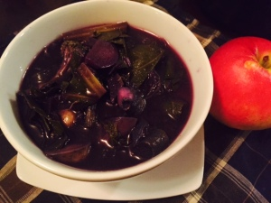 Natalie's soup!