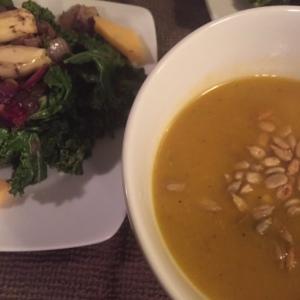 Natlie's squash soup